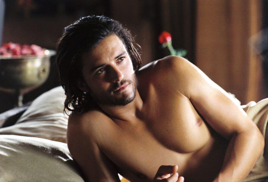Orlando Bloom nudity