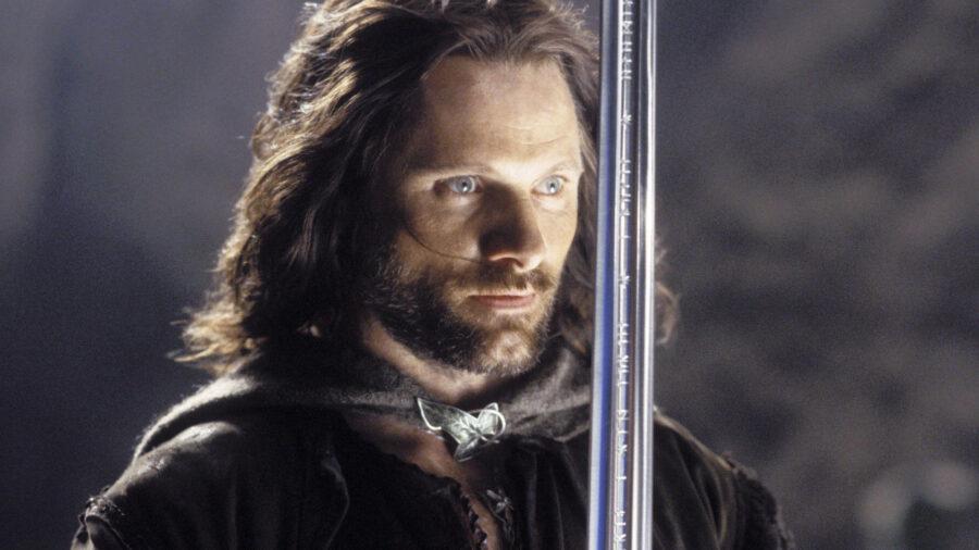 Viggo Mortensen Lord of the Rings Aragorn