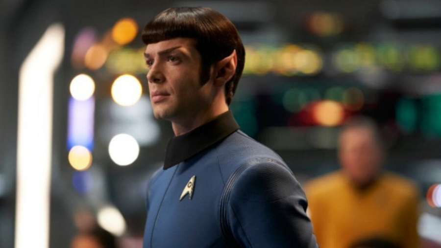 spock star trek: discovery