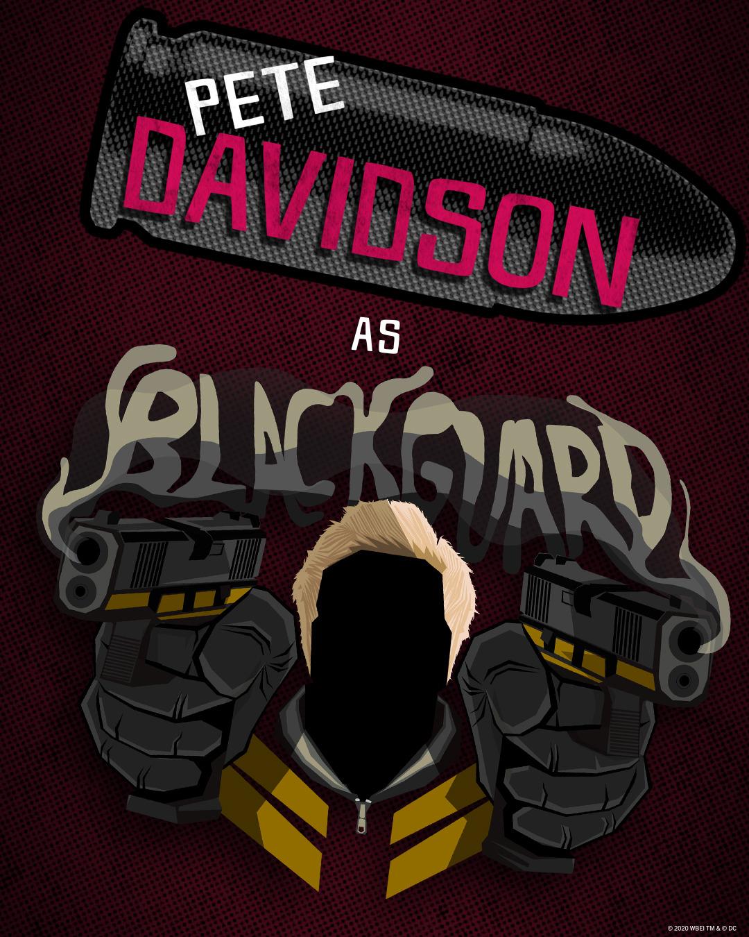 suicide squad pete davidson