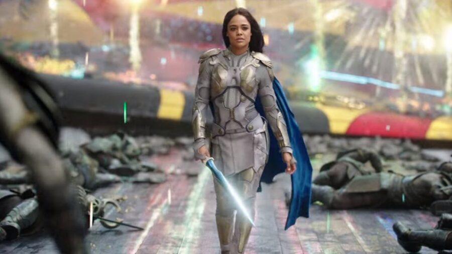 Tessa Thompson Valkyrie Thor