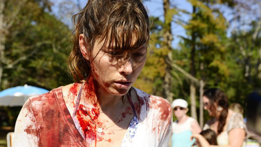 Jessica Biel The Sinner