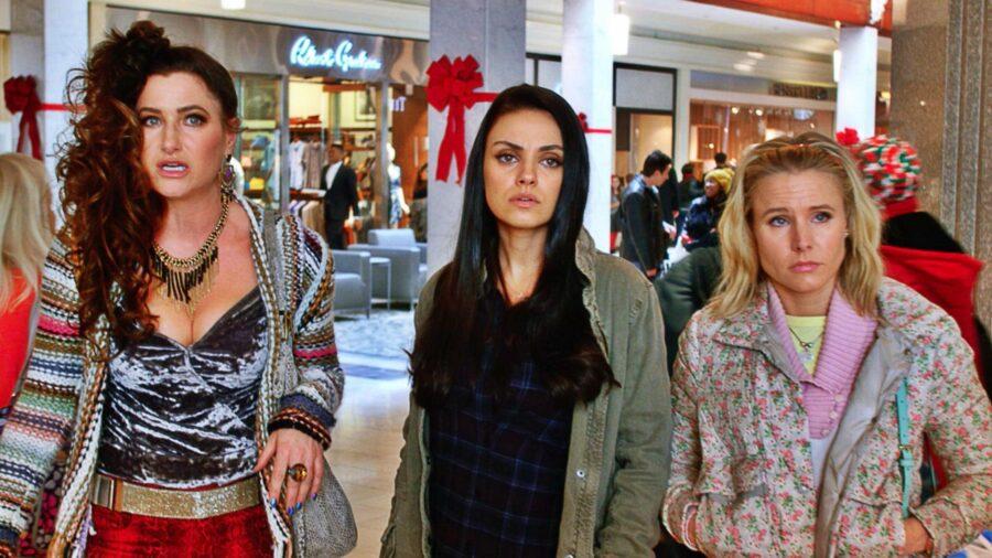 A Bad Moms Christmas Kristen Bell Mila Kunis Kathryn Hahn