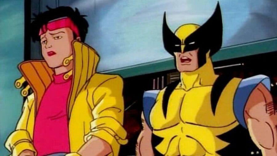 x-men marvel animated