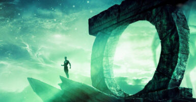 zack snyder green lantern series