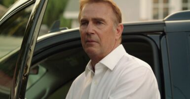 Kevin Costner Black or White