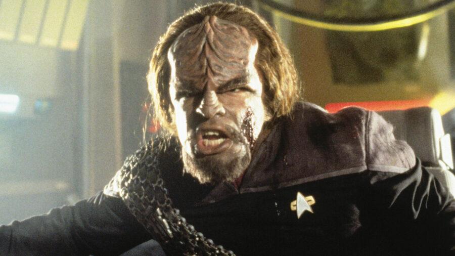Worf Michael Dorn Star Trek