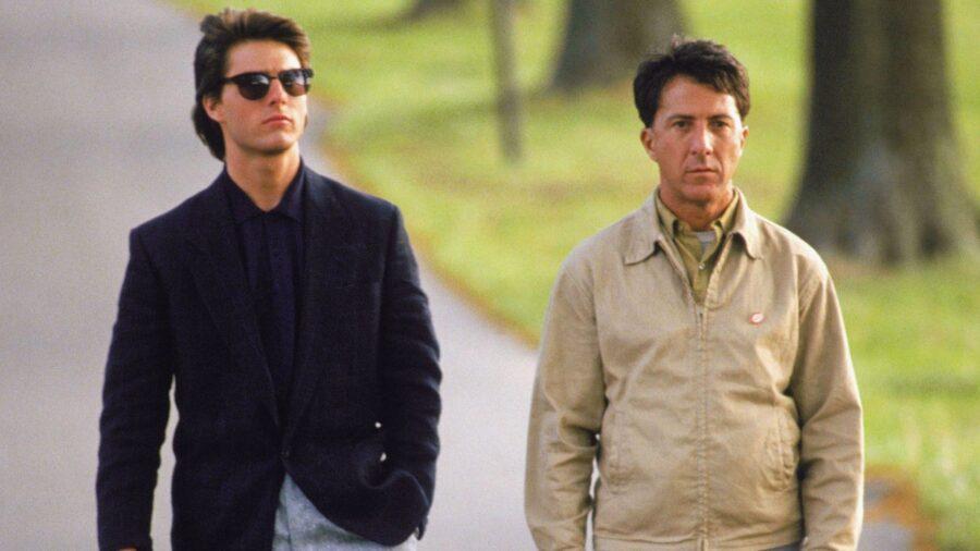 Rain Man Tom Cruise Dustin Hoffman