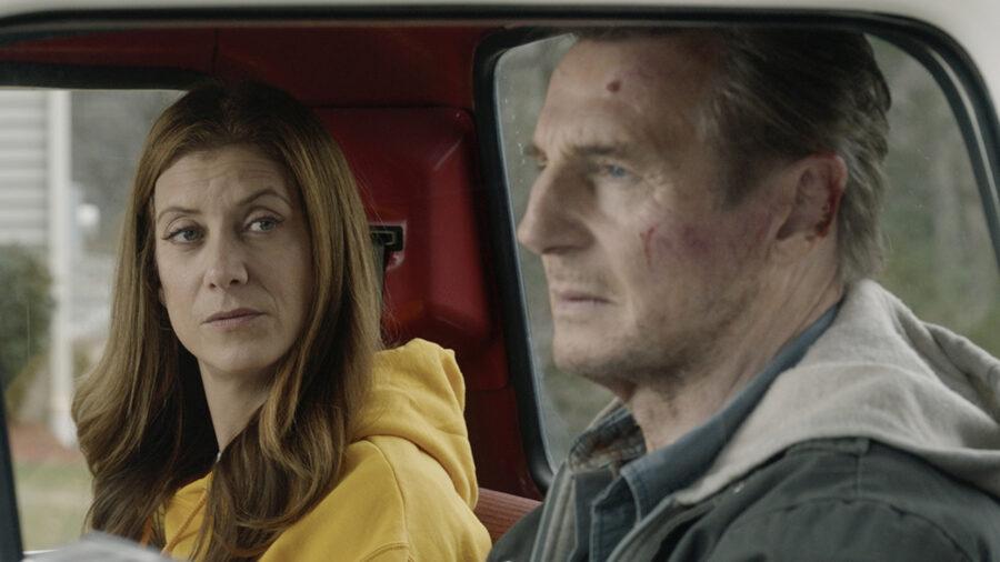 Liam Neeson Honest Thief Kate Walsh