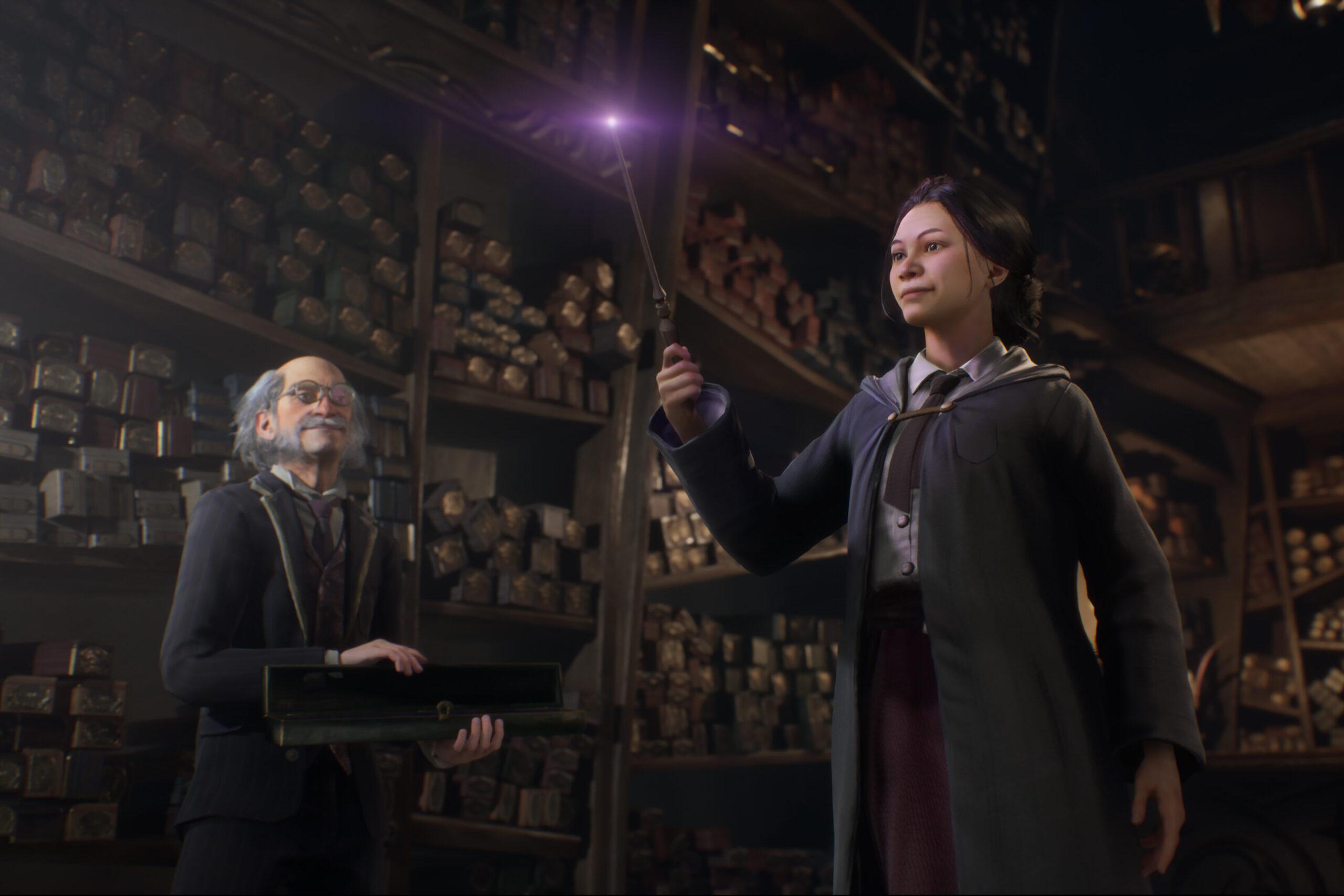 Hogwarts Legacy Harry Potter J.K. Rowling