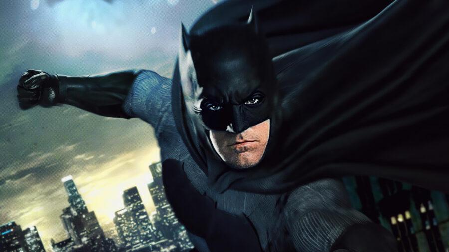 ben affleck the flash batman