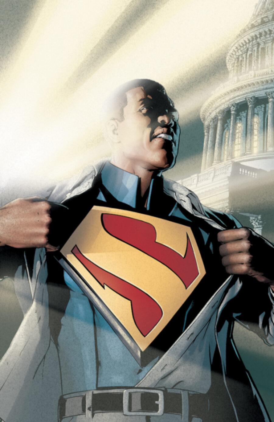 calvin ellis superman