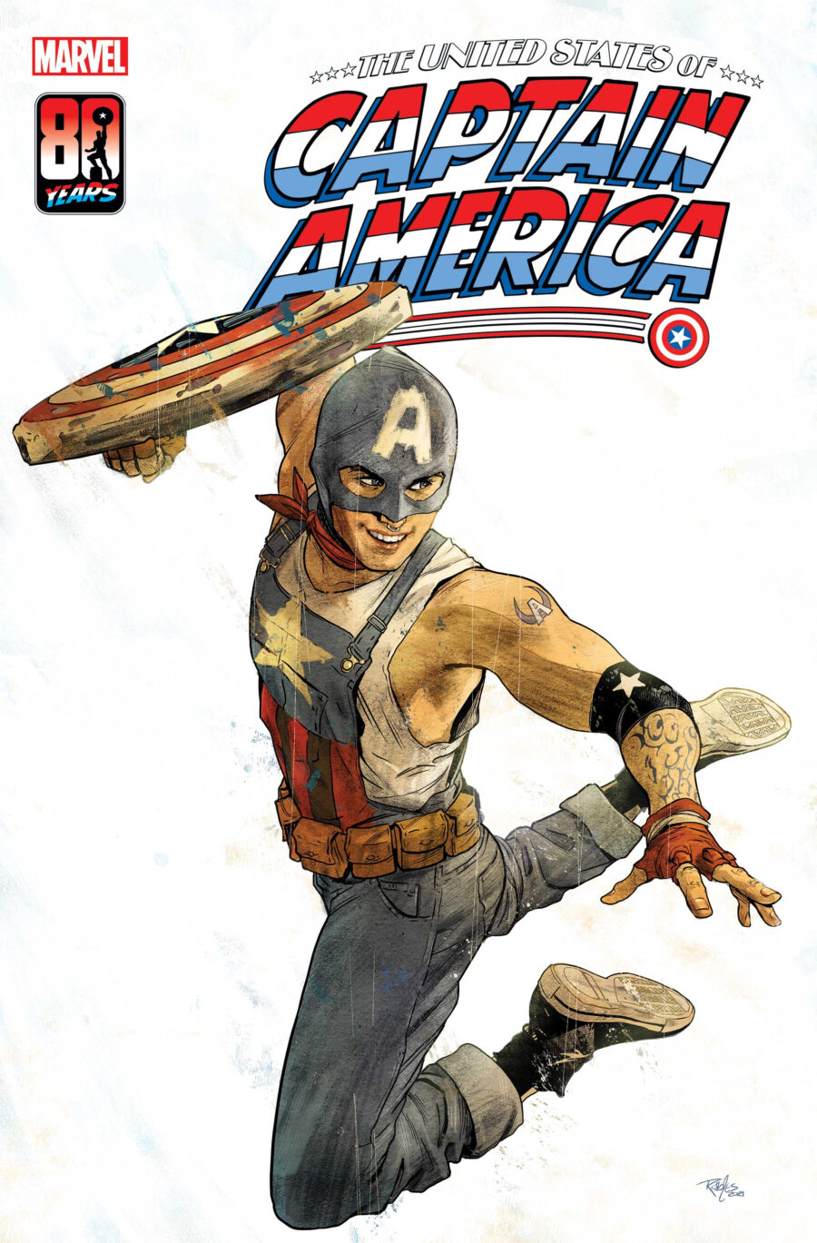 captain america lgbtq comic
