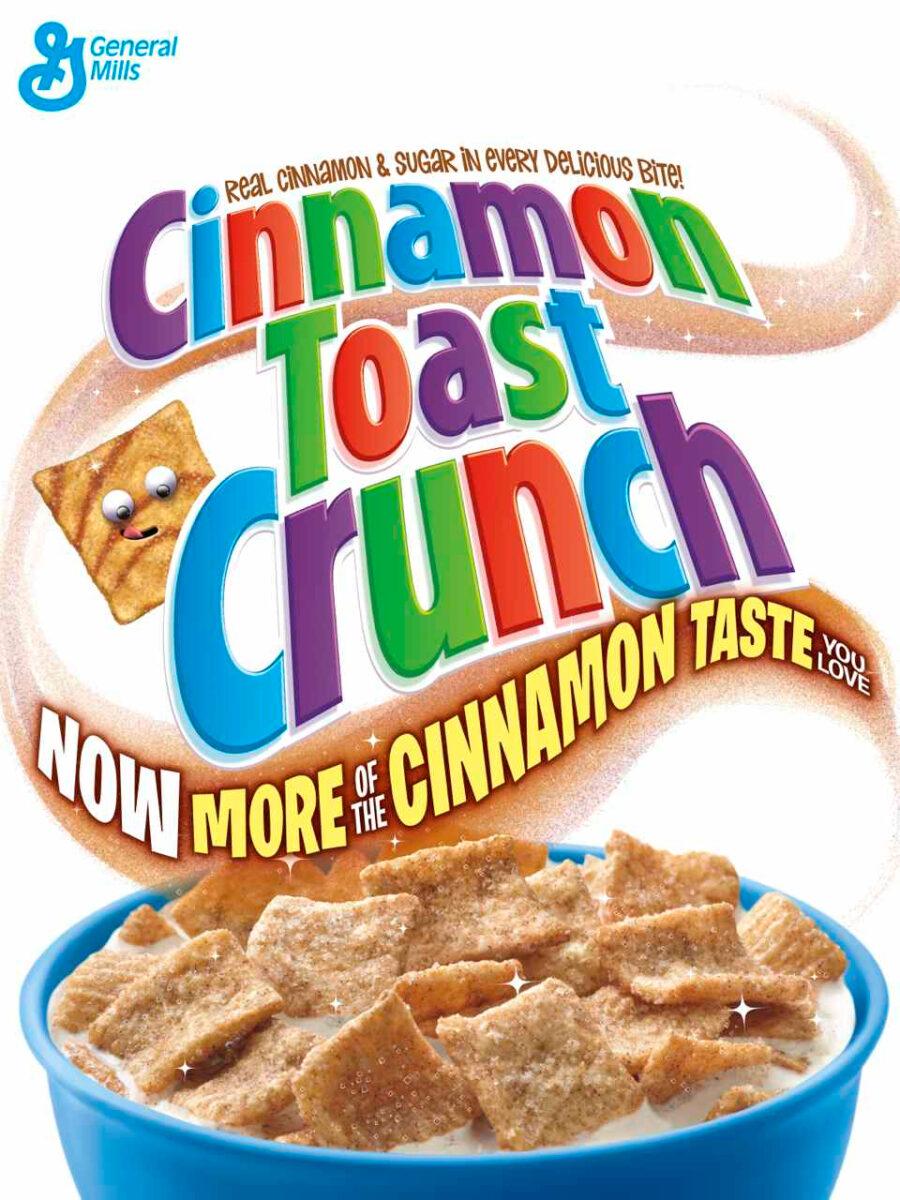 cinnamon toast crunch box