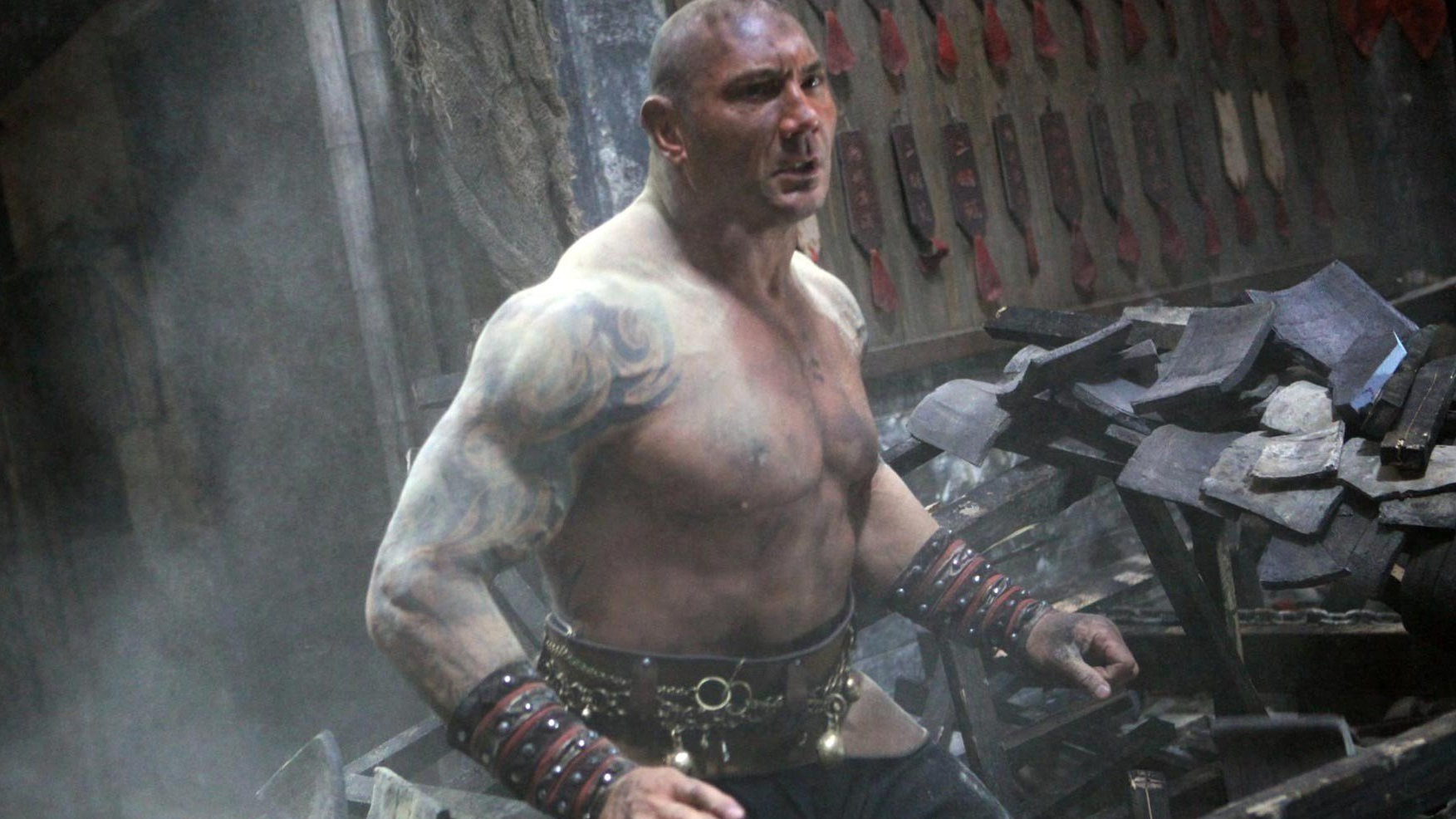 Dave Bautista Is Playing Bane, And Other Big Batman Changes