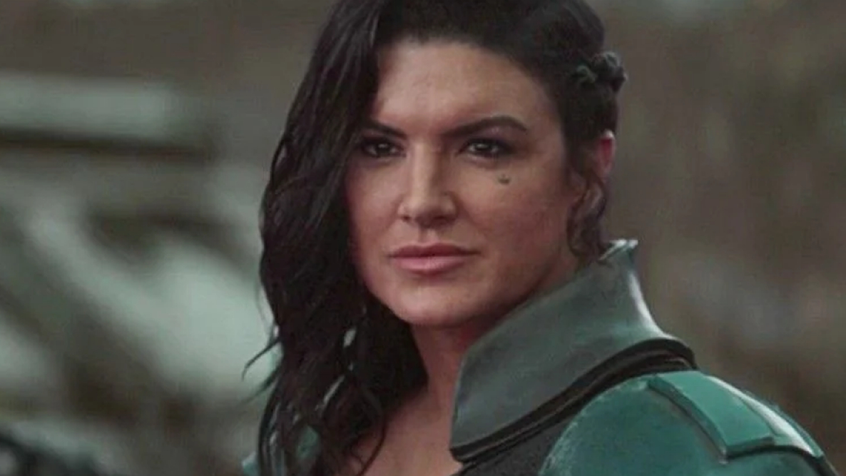 One Of Gina Carano's Mandalorian Co-Stars Is Defending Her