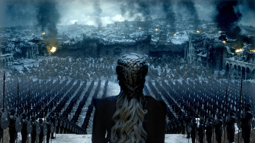 tv show finale game of thrones