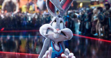Bugs Bunny Space Jam 2
