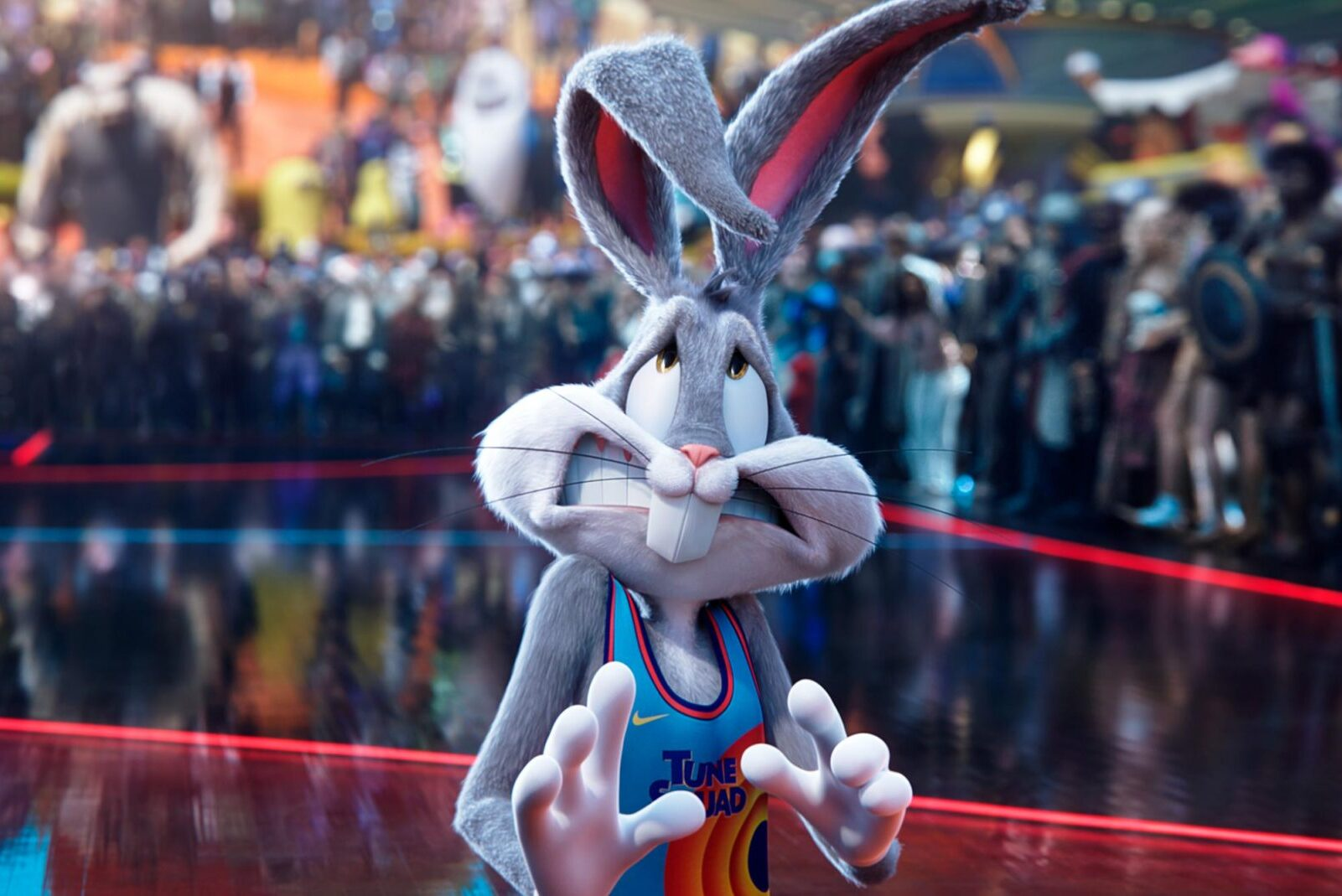 Space Jam 2 Removed A Famous Looney Tune Because Of Controversy?
