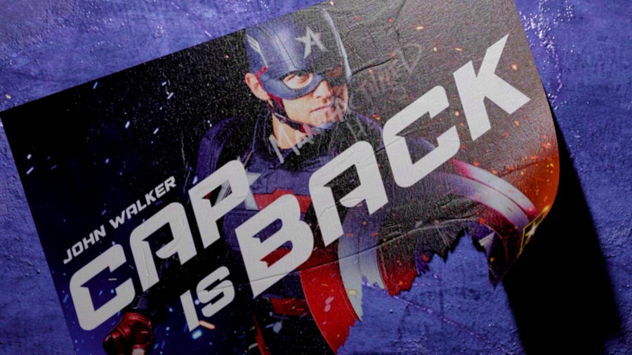 john walker captain america