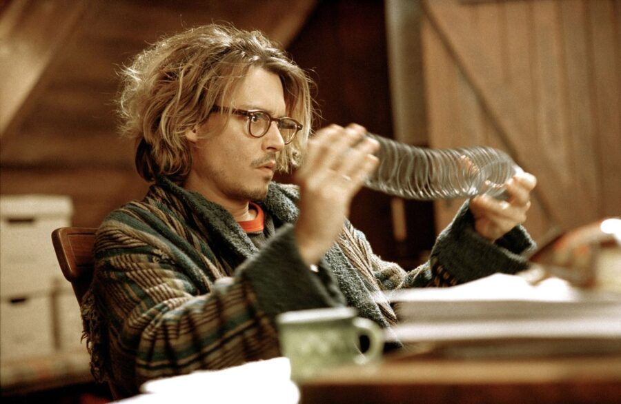 Depp's Past Movies