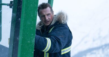 Liam Neeson The Ice Road