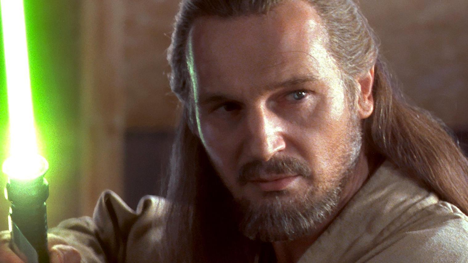 Exclusive: Liam Neeson Will Star In A Qui-Gon Jinn Series For Disney+