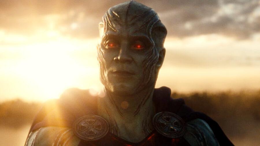 Harry Lennix; Caçador de Marte; Snyder Cut; Liga da Justiça; Zack Snyder