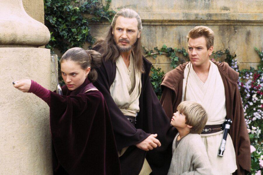 star war prequels