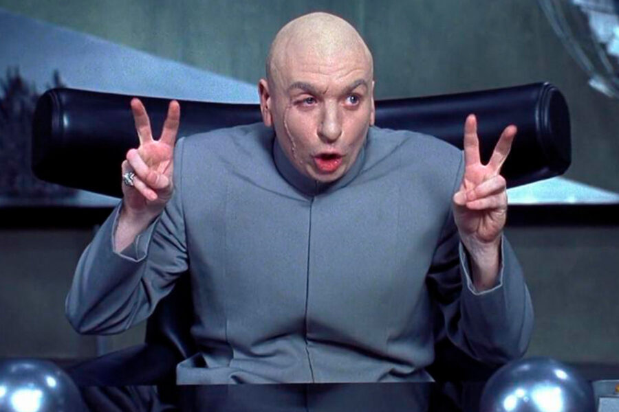 mike myers dr evil