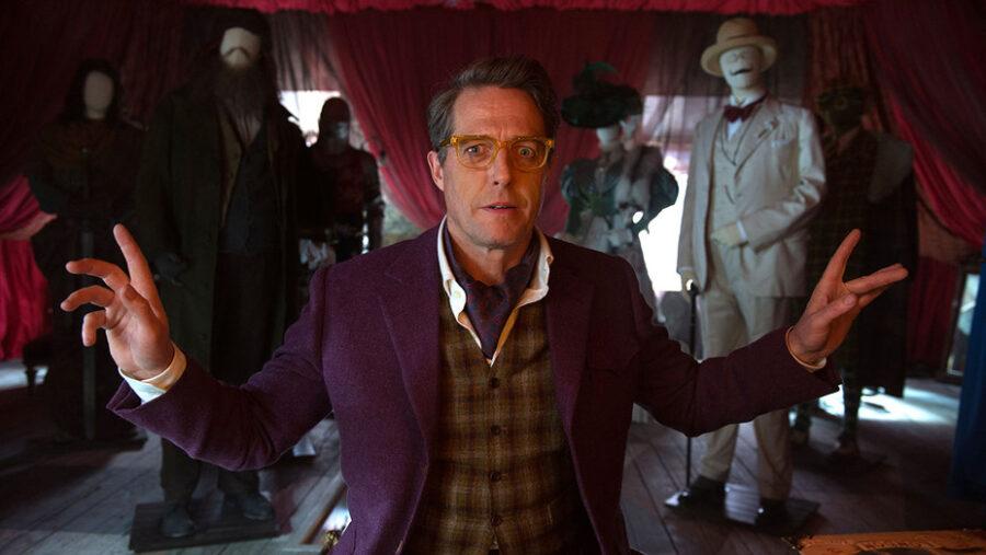 Hugh Grant Paddington 2