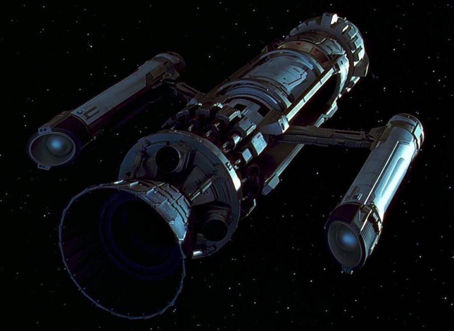 Phoenix, first contact ship