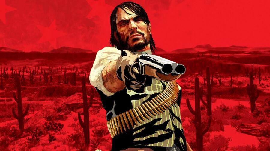 red dead redemption movie