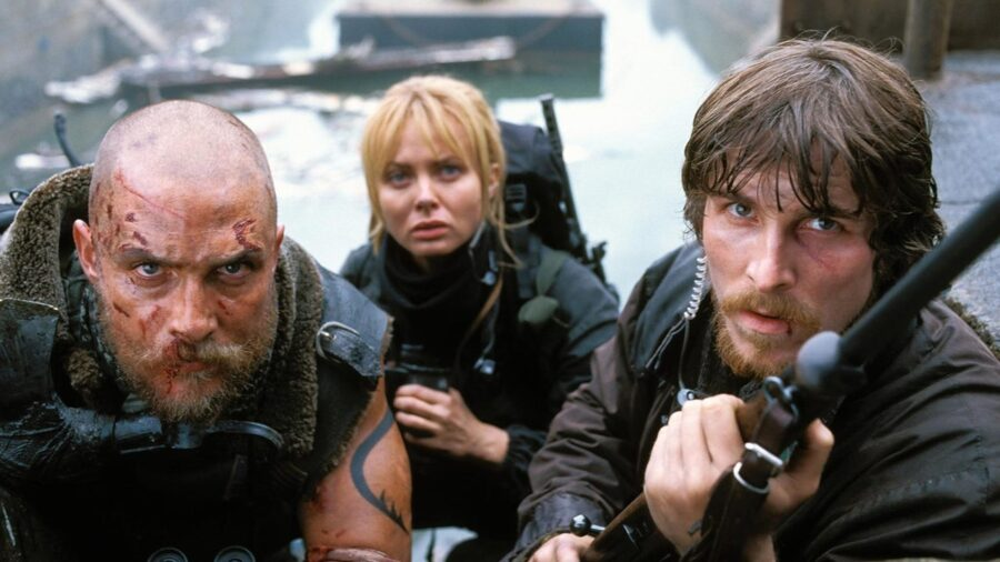 Reign of Fire McConaughey Bale