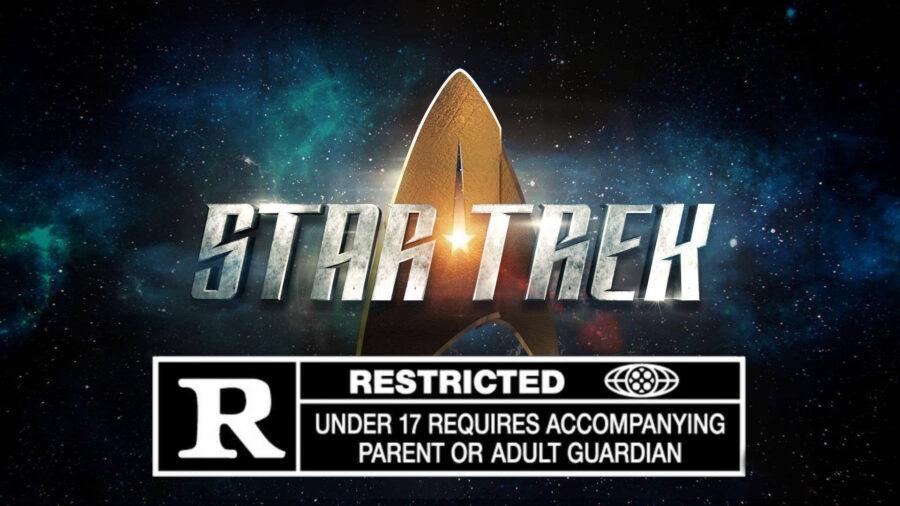 star trek rated r