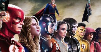 superhero show lgbt