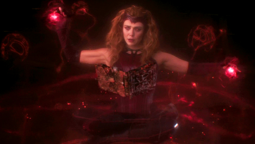 wandavision finale scarlet witch