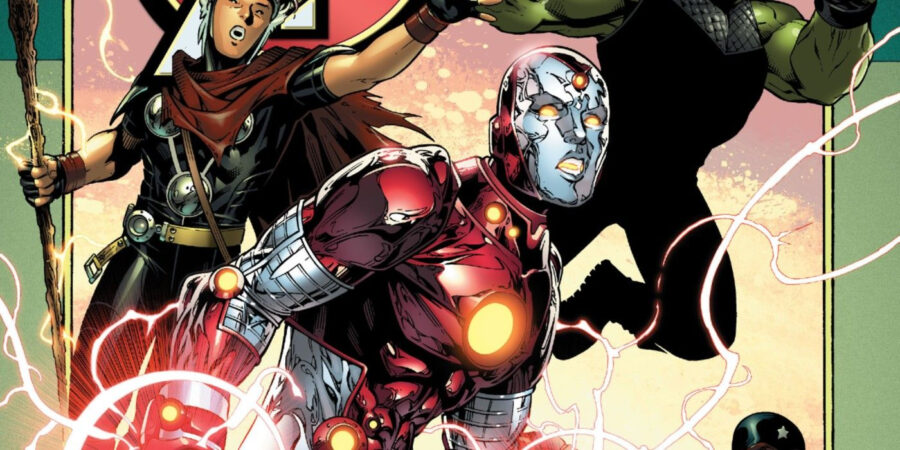 Iron Lad Young Avengers
