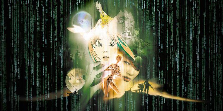 matrix animated series
