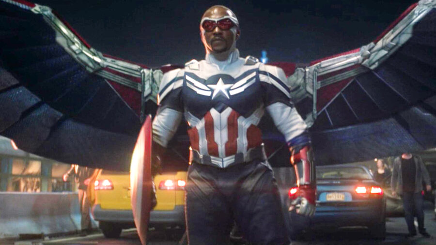 anthony mackie captain america wings