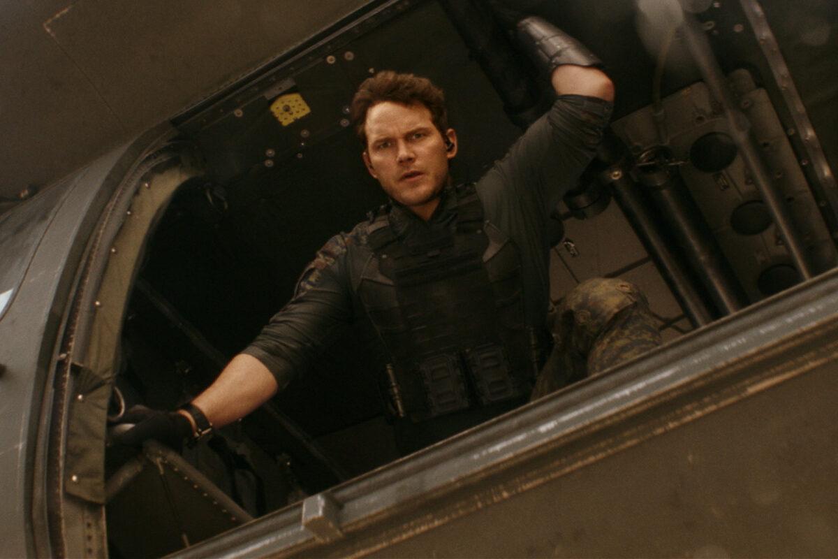 Chris Pratt trailer