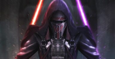 star wars darth revan