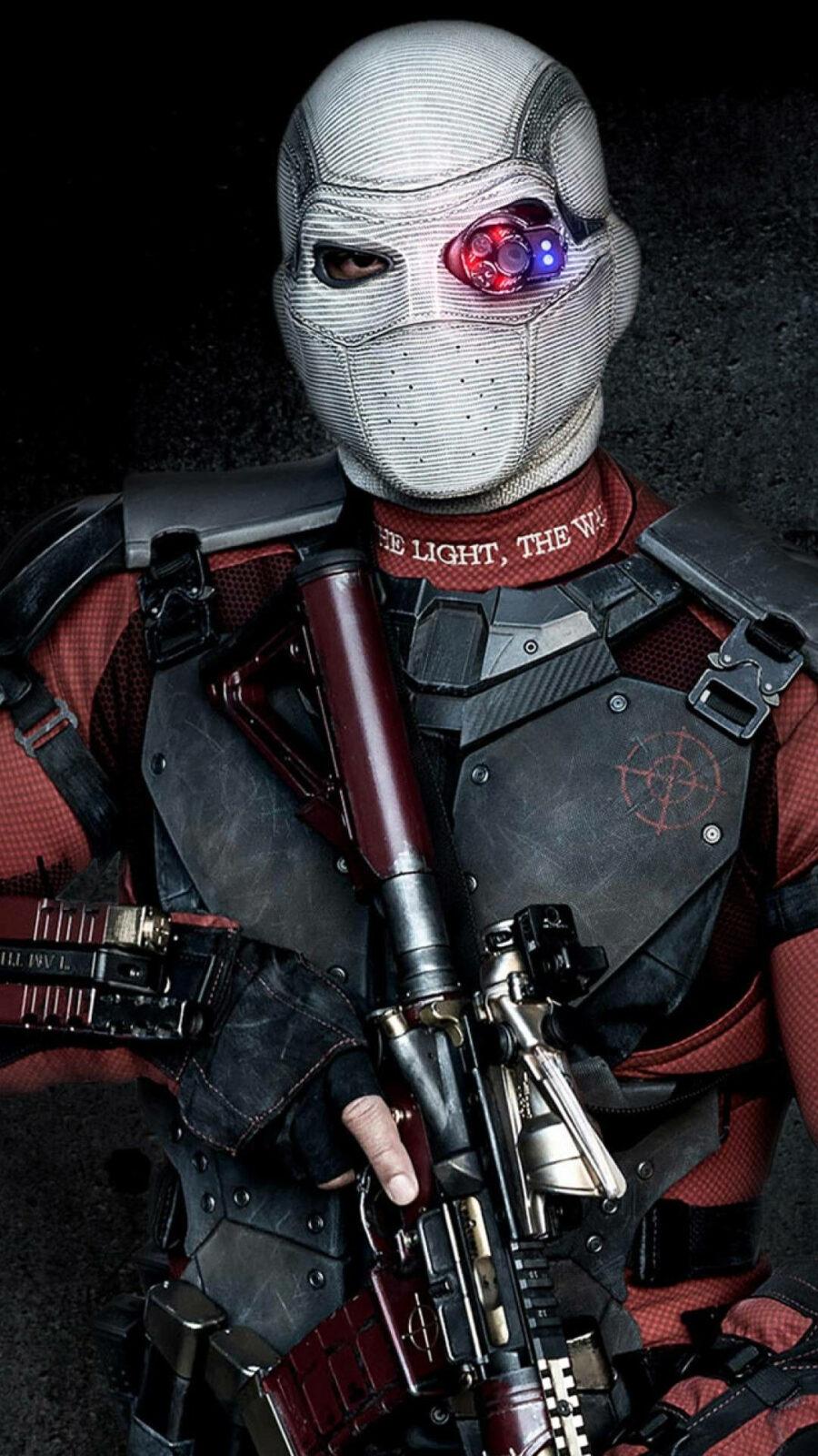 Exclusivo: Will Smith Retornará como Deadshot 1
