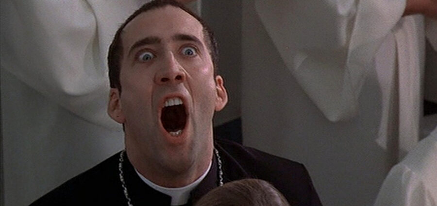 face off nic cage