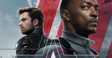 falcon and the winter soldier x-men
