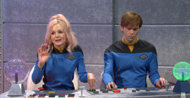 star trek: discovery on snl