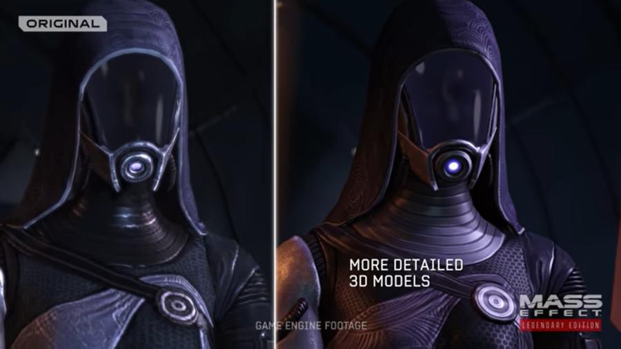 legendary edition updates for mass effect