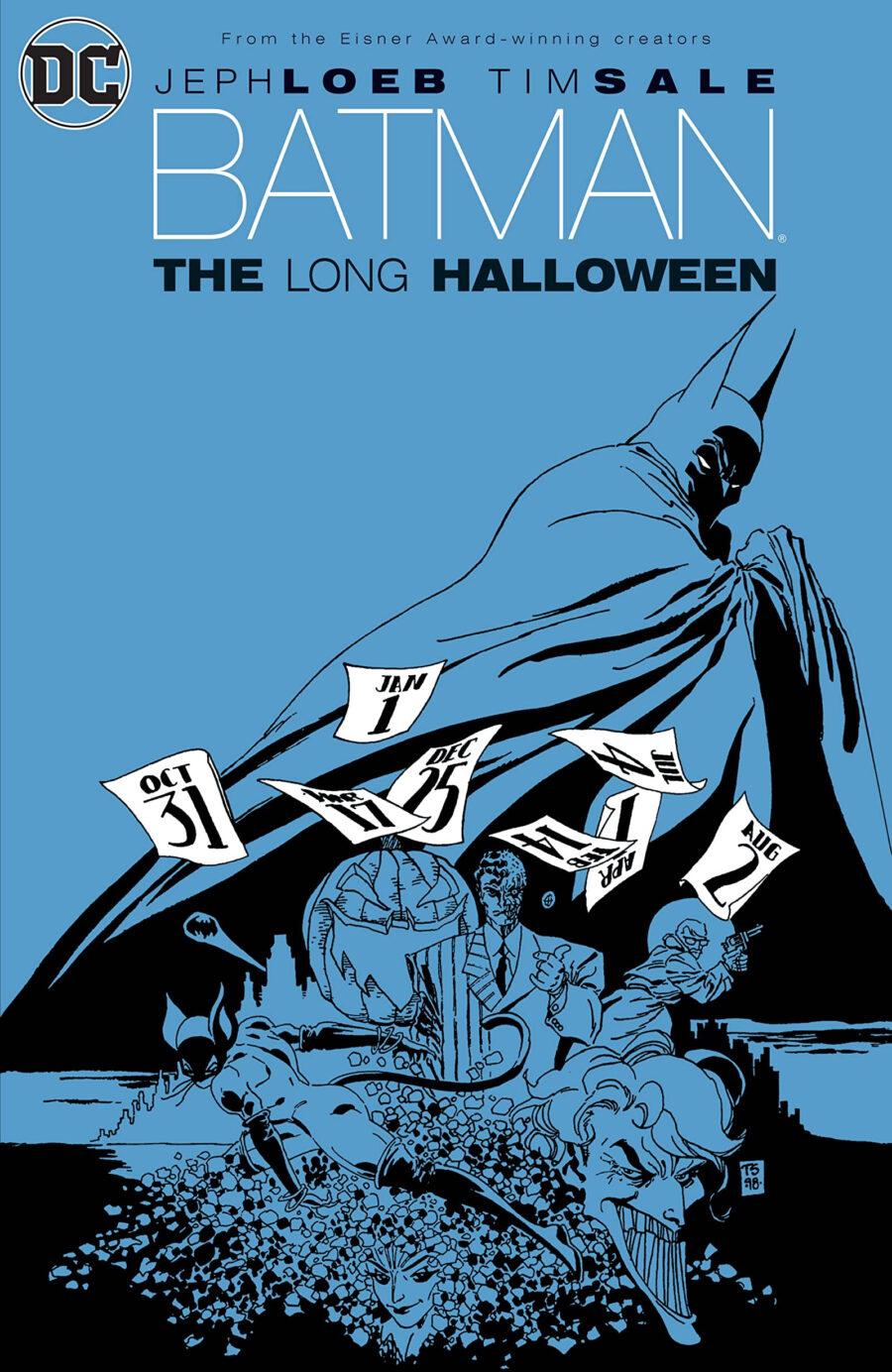 jensen ackles batman the long halloween
