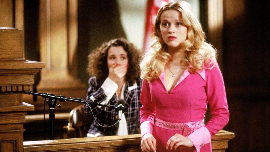 legally blonde court room scene
