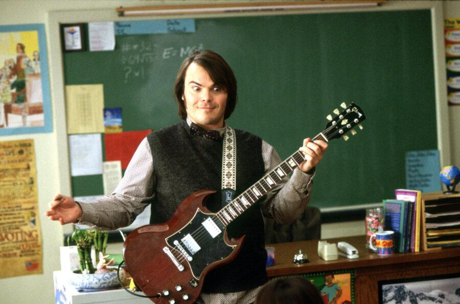 school of rock 2 jack black